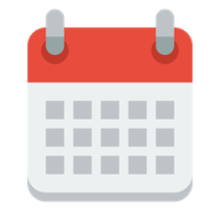 Download free png photo. Calendar clipart