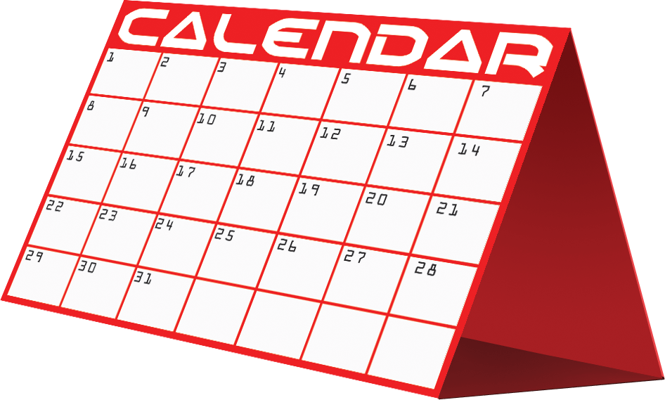 Clipart calendar friday. Panda free images calendarclipart