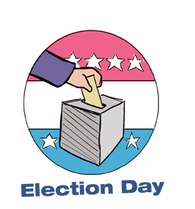 Calendar clipart 7 day. Election history events quotes