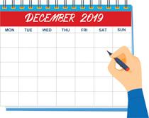 Calendar clipart. Free clip art pictures