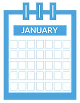 Calendar clipart animated. Free objects gifs flash