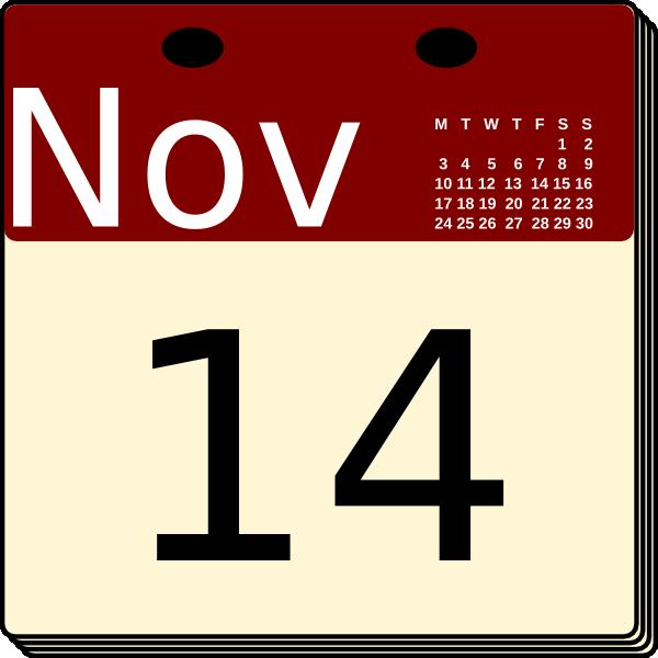 Clip art at clker. Calendar clipart animated