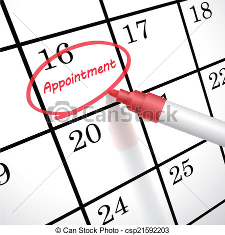 Schedule clipart appointment. Calendar