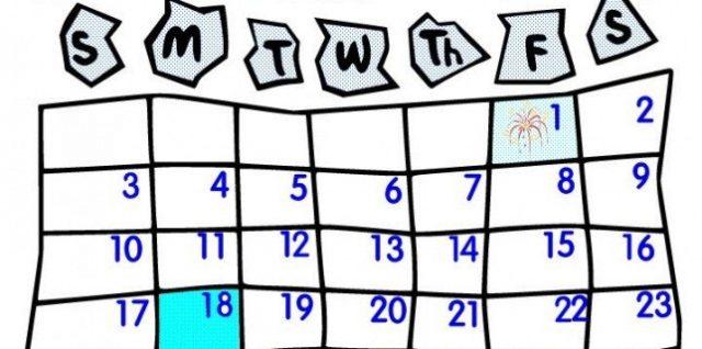 For calendars month spiral. Calendar clipart calender