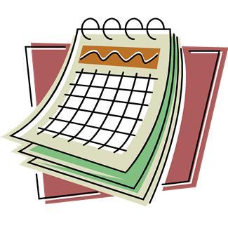 Calendar clipart calender. Great falls public schools