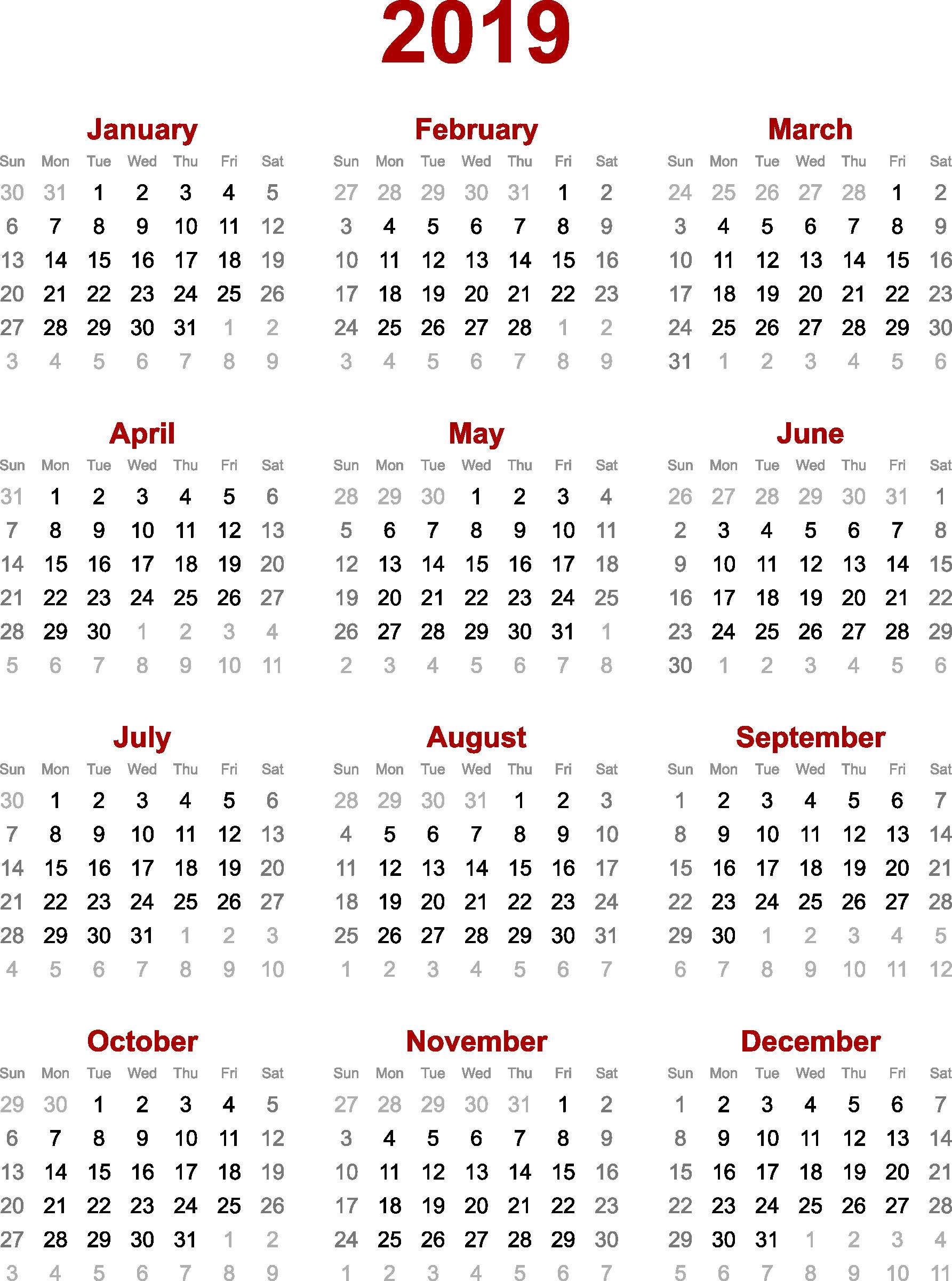 Lovely nasionalis. Calendar clipart calender