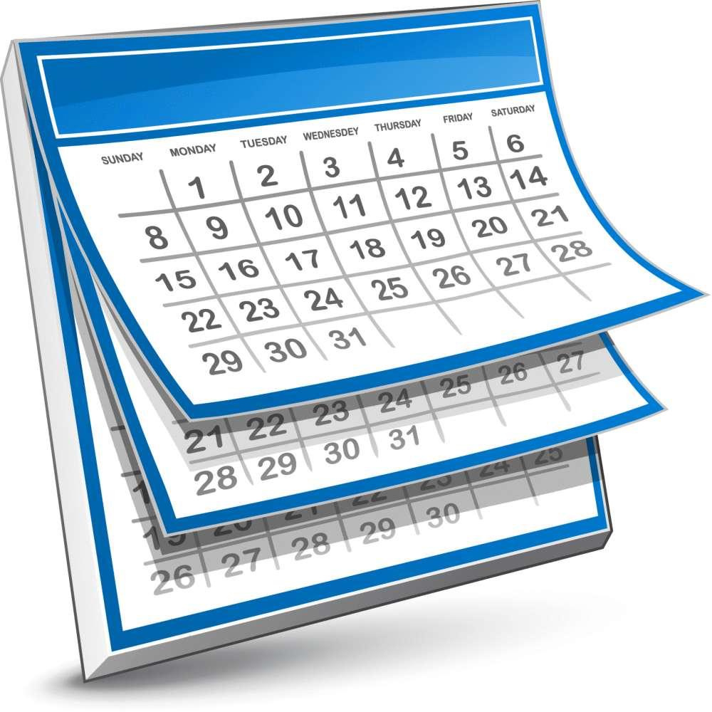 Calendar clipart calender. Pics incep imagine ex