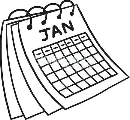 Calendars free download best. Schedule clipart wall calendar