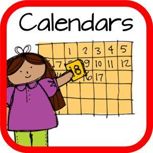 best theme art. Calendar clipart classroom
