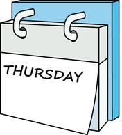 Calendar clipart day. Free clip art pictures