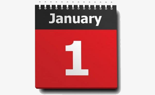 Calendar clipart digital. Red reminders time date