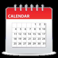 Calendar clipart emoji. Download free png hq