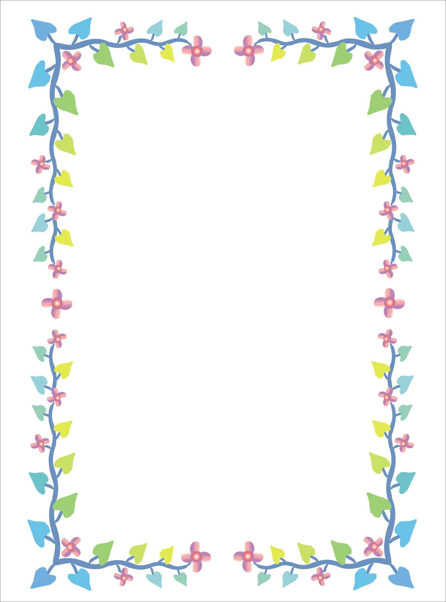 Calendar clipart frame. Colored leaf scrapbooking pinterest