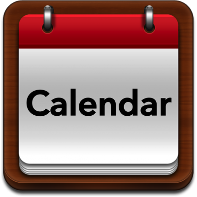 Calendar clipart logo. Download free png transparent