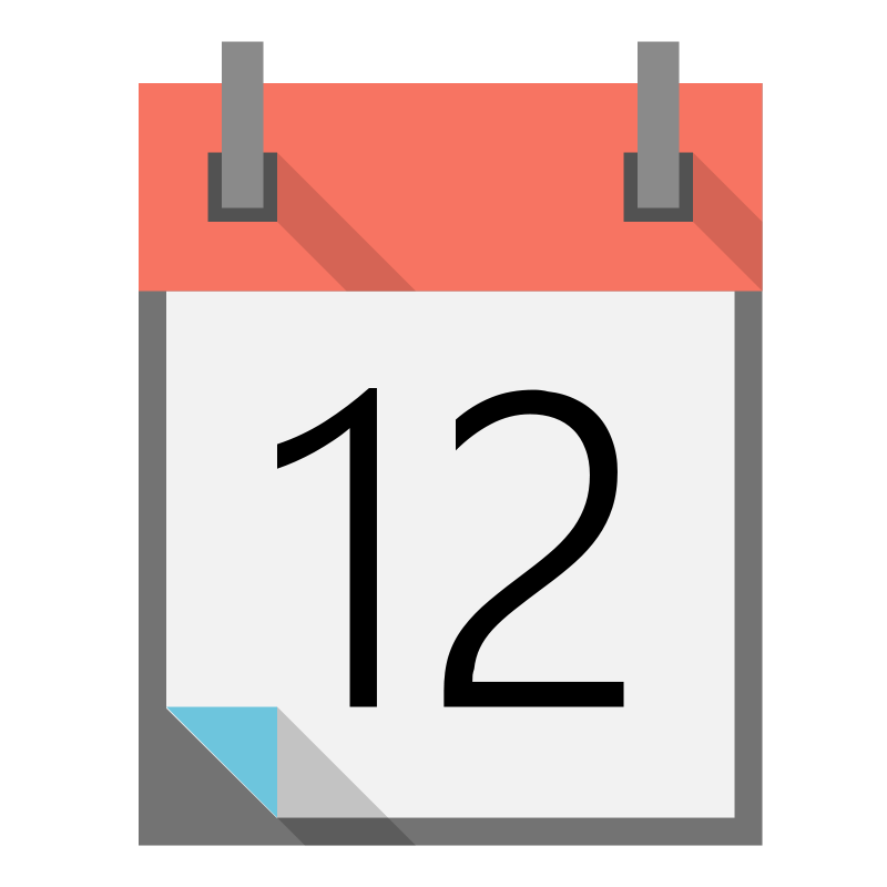 Film clipart countdown.  collection of calendar