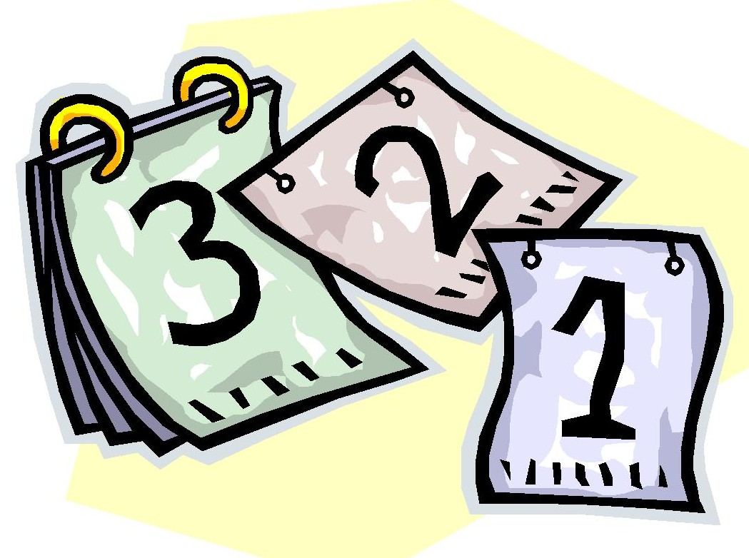 Date organised free collection. Calendar clipart logo