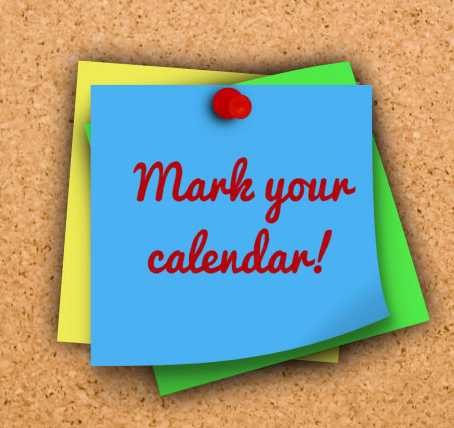 Calendar clipart mark. Your new listings this