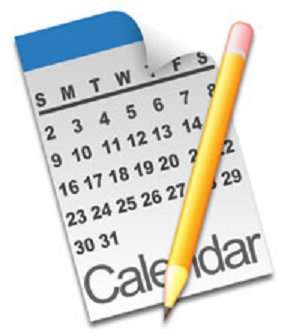 Calendar clipart mark. Your latest