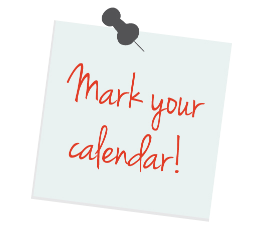 Calendar clipart mark. Your free clip art