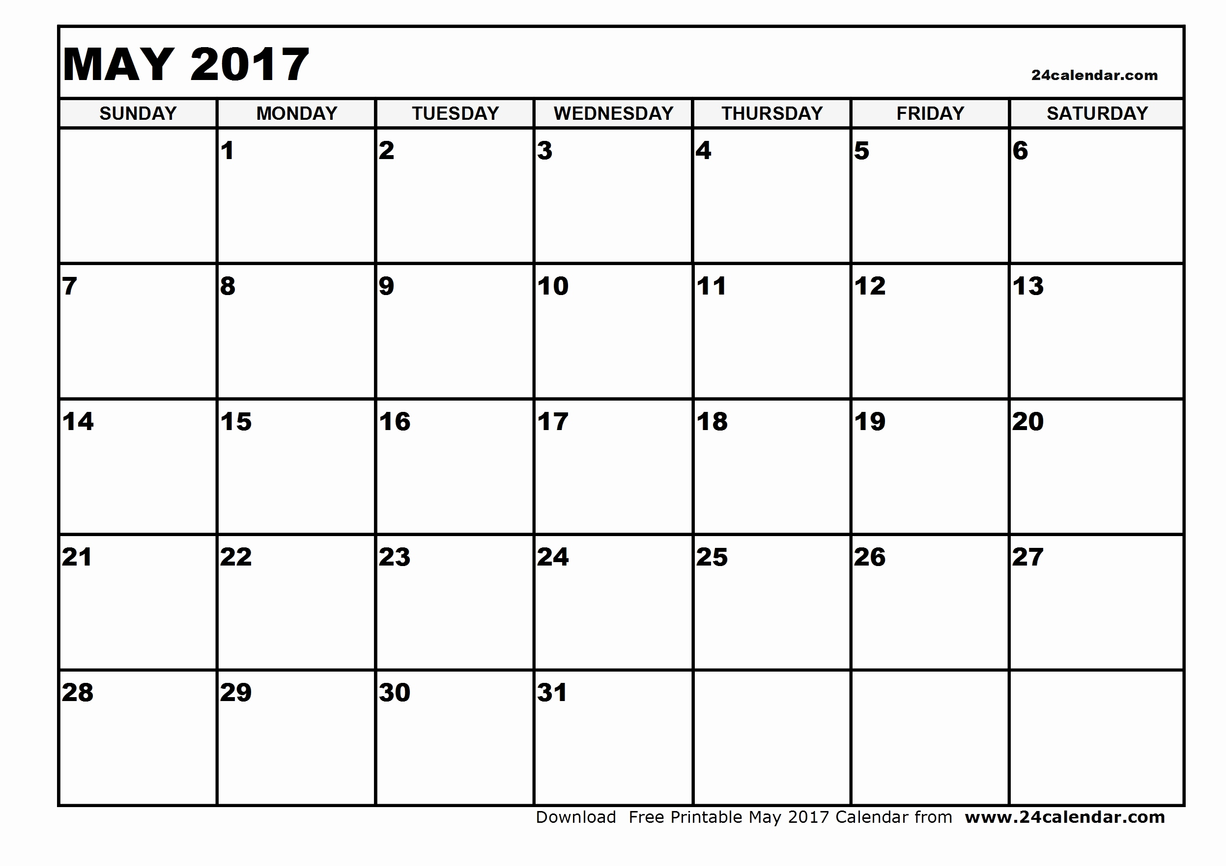 Striking mightymic org print. Calendar clipart may 2017