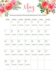 Christian woman magazine gospel. Calendar clipart may 2017