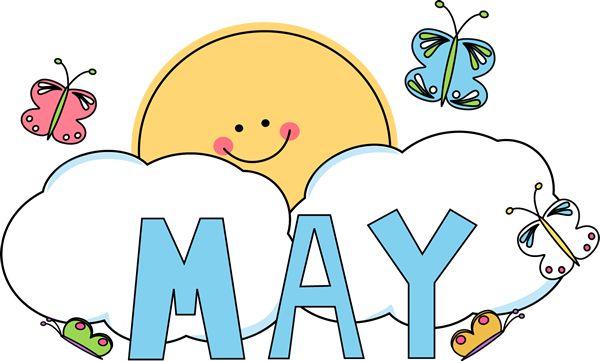 Calendar clipart may 2017. St bernard s elementary
