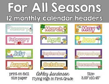 July clipart 12 month. Enjoy this freebie set