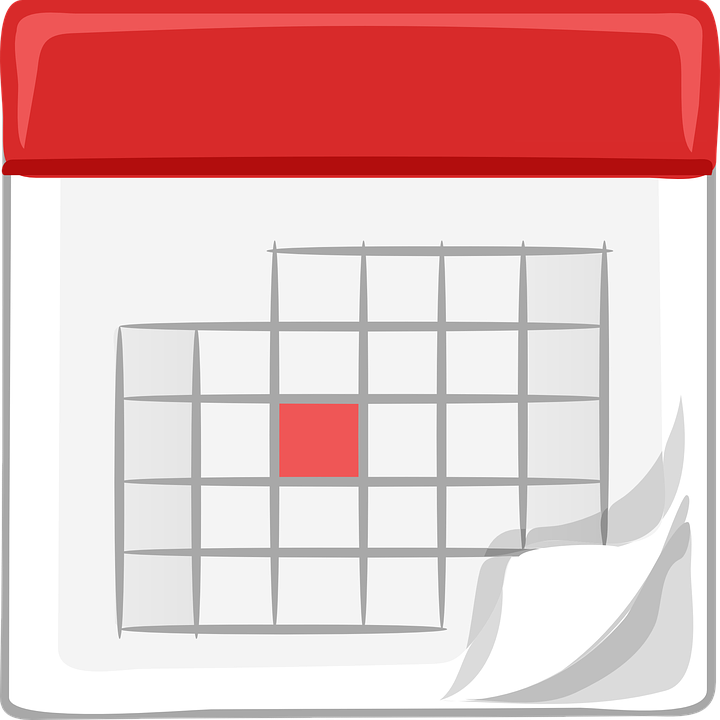 Simplified patient coleman associates. Calendar clipart scheduling