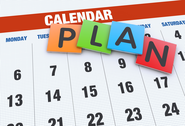 Calendar clipart scheduling. Schedule conflict edlanta