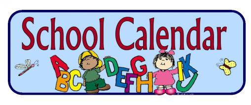 Calendar clipart school calendar. Jones public schools academic