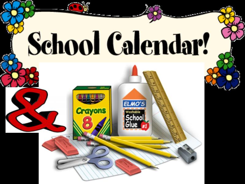Oologah talala public schools. Clipart teacher calendar