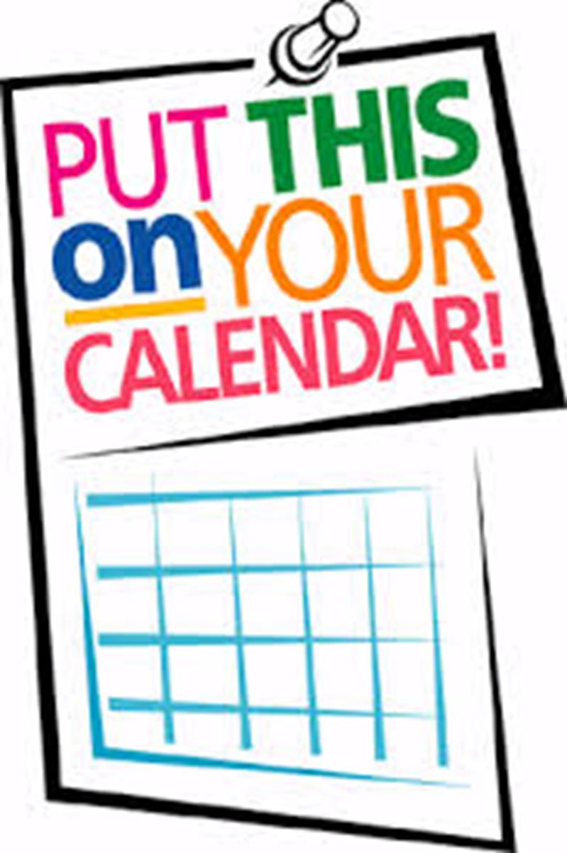 Calendar clipart timeline. How to establish a