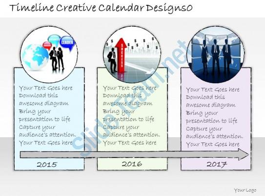 business ppt diagram. Calendar clipart timeline