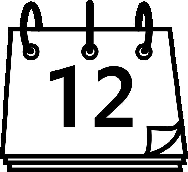 Free mark your download. Calendar clipart vector