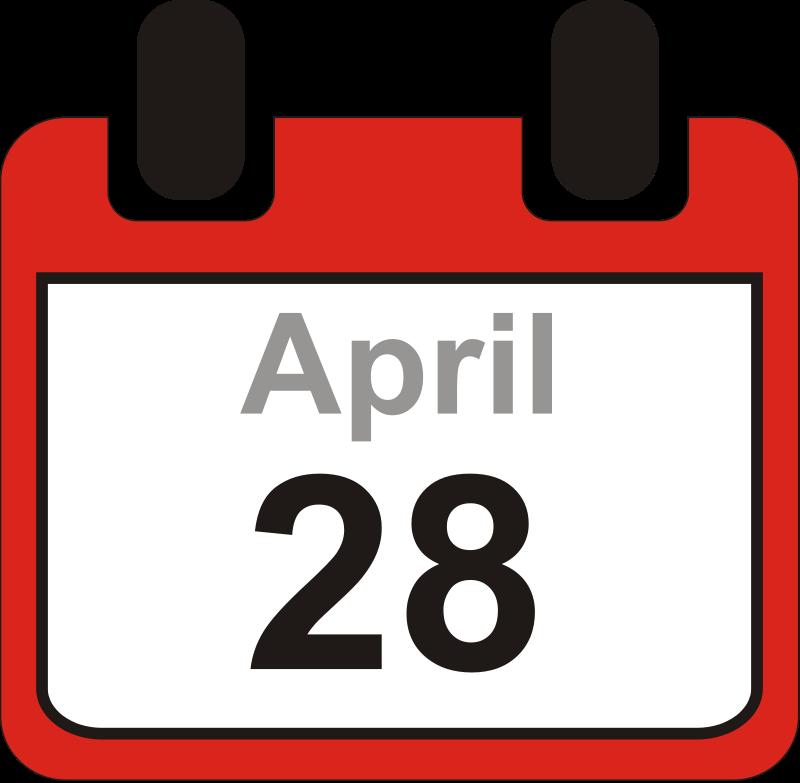 Calendar clipart vector. Clip art download free