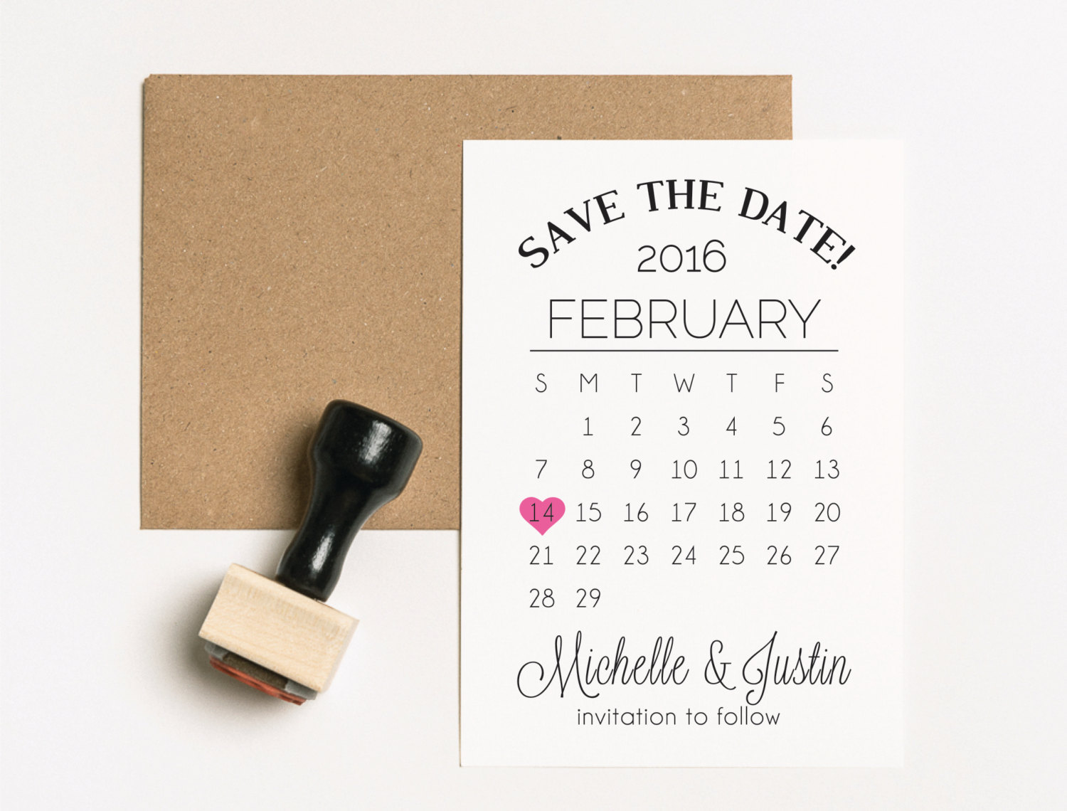 Save the date template. Calendar clipart wedding