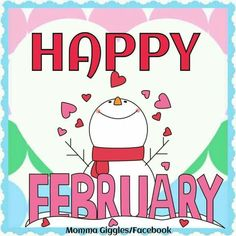 Calendar clipart winter. February clip art month