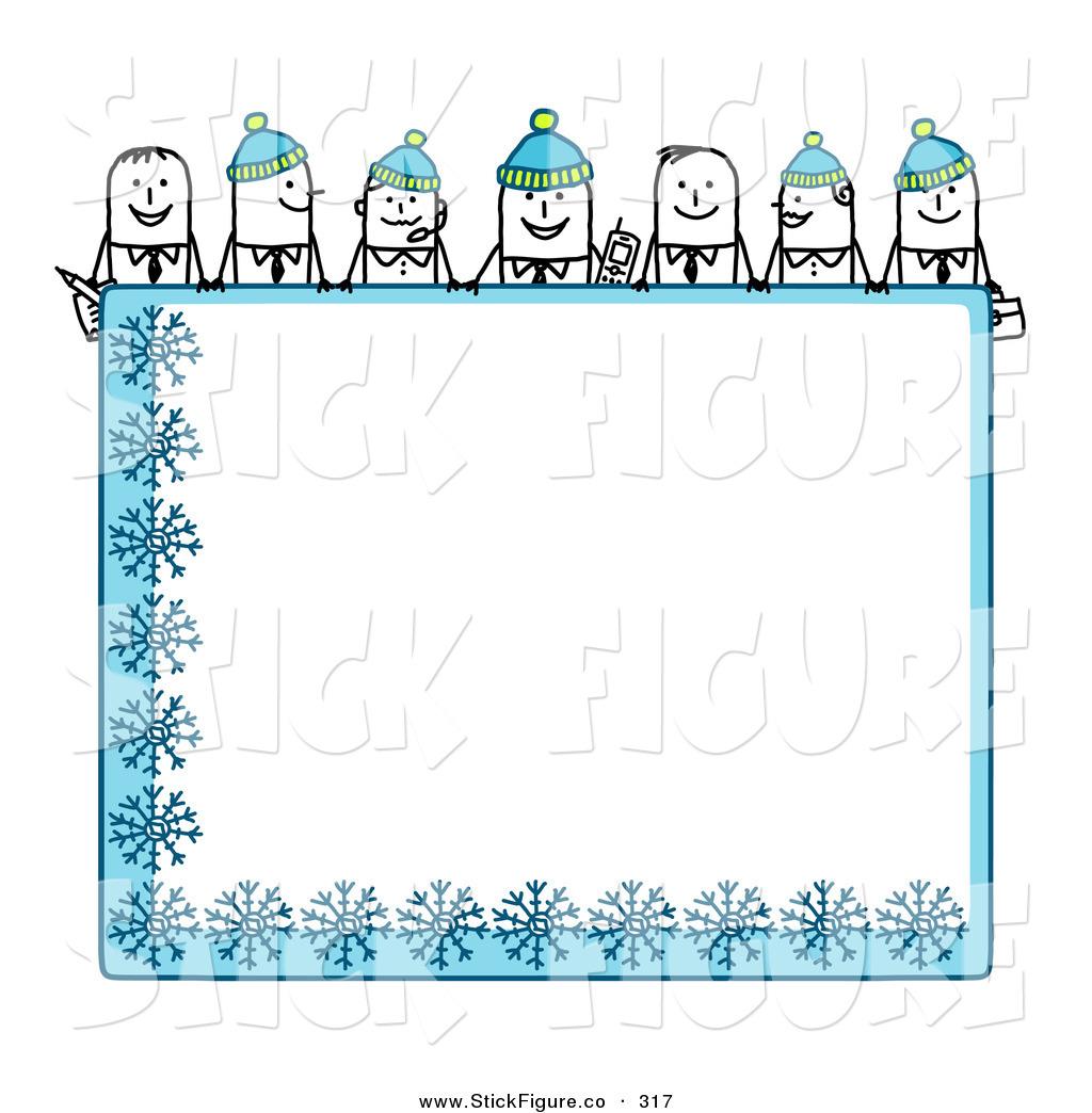 Calendar clipart winter.  collection of border