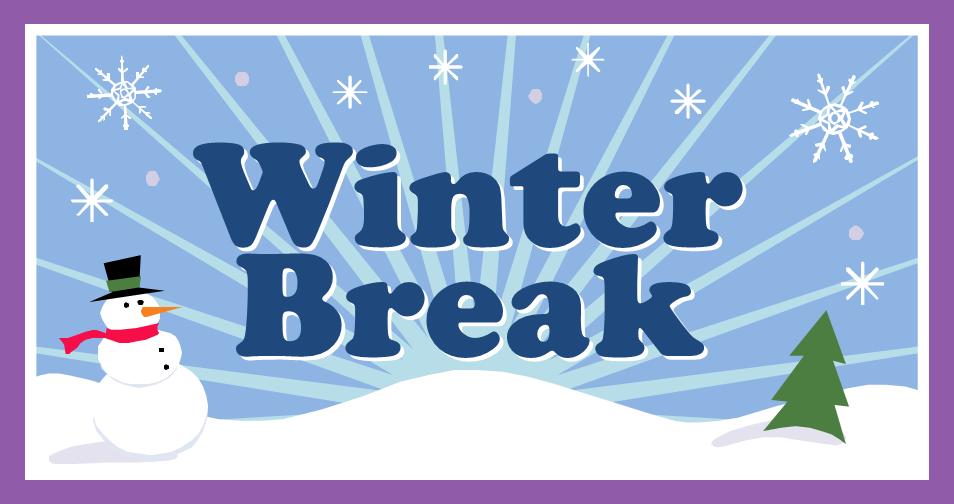 Calendar clipart winter. Break creede school district