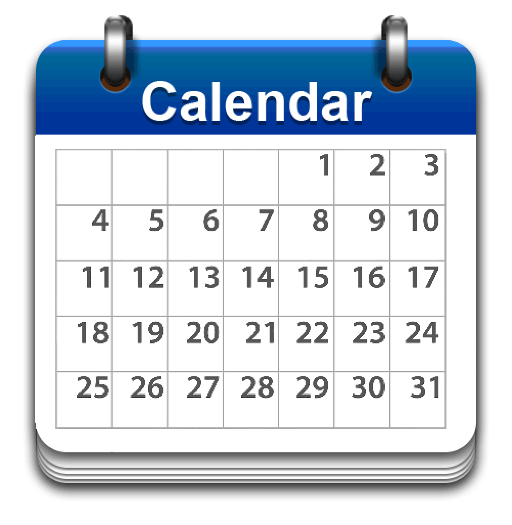 for free download. Calendar icon png transparent