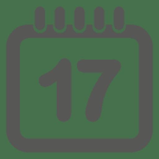 th date svg. Calendar icon png transparent