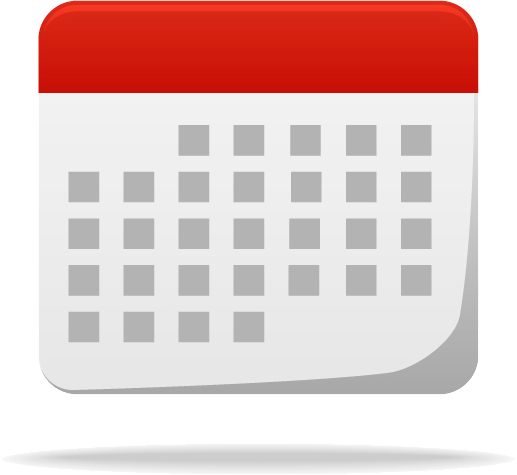 Icons vector free and. Calendar icon png transparent