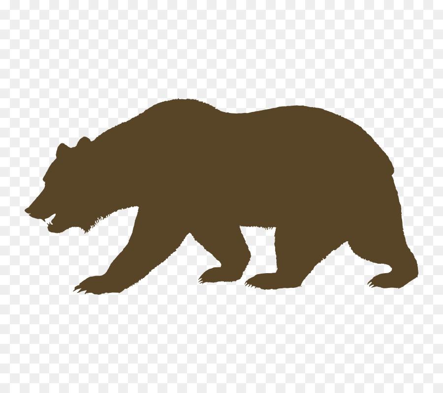 Republic t shirt shadow. California clipart bear grizzly california