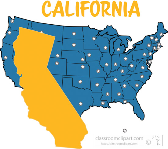 United states clipart. Search results for california