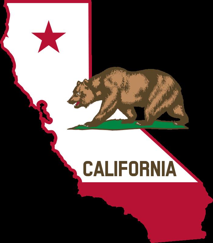 California clipart clip art. Panda free images