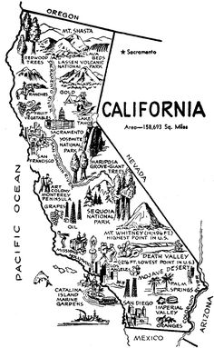 California Clipart Colored California Colored Transparent Free For Download On Webstockreview 2021