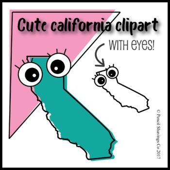 Eyes teaching resources teachers. California clipart cute