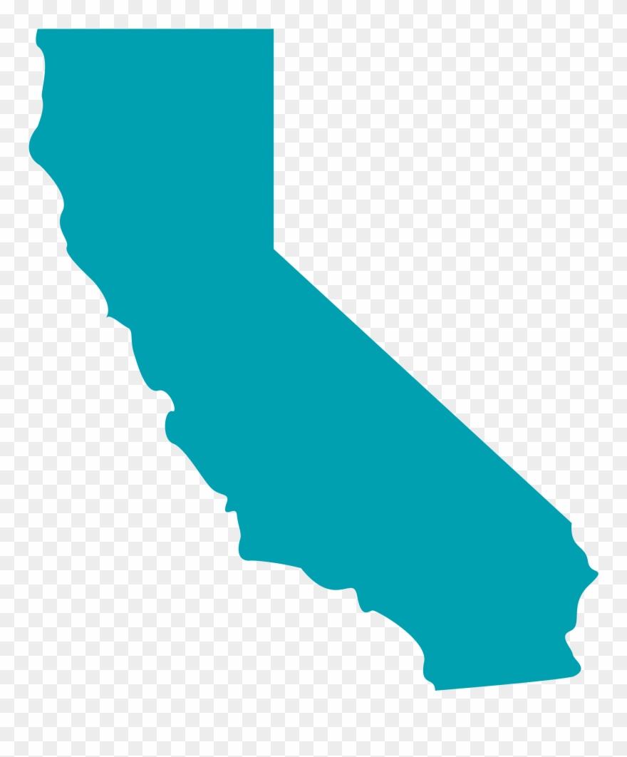 California clipart shape. Florida state outline transparent