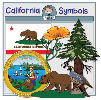 California clipart symbol california. State by johnny s