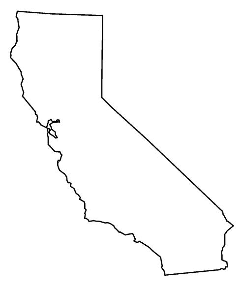 California clipart transparent. Clip art map png